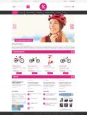 Адаптивный интернет-магазин велосипедов